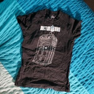 Doctor Who Graphic Tee